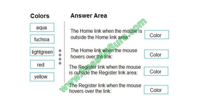 Pass4itsure 70-480 exam questions-q9-1